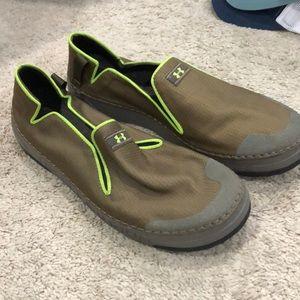 UA slip on shoes